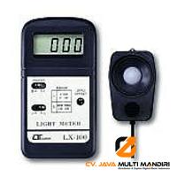 Ligh Meter Lutron LX-100F