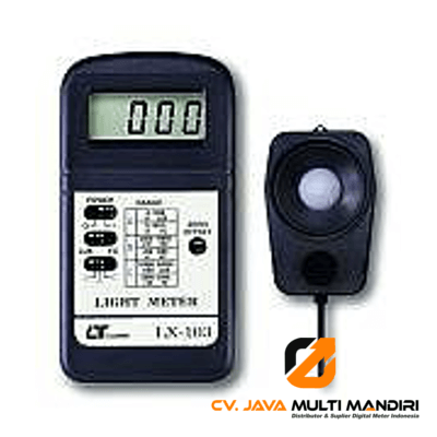 Ligh Meter Lutron LX-103