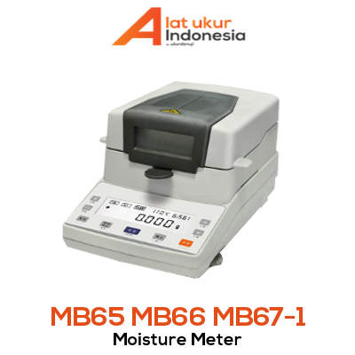 Halogen Moisture Analyzer MB65 MB66 MB67-1
