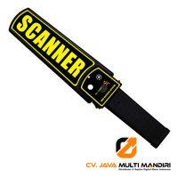 Alat Detektor Logam Body Scanner AMTAST MDX01