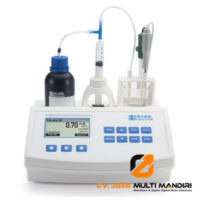 Mini Titrator for Measuring Titratable Acidity in Fruit Juice - HI84532
