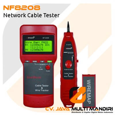 Network Cable Tester NF8208