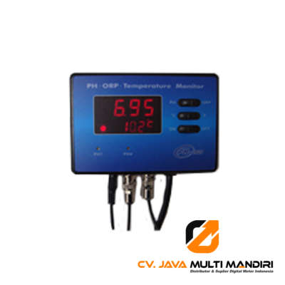 Alat Pemantau Temperatur PH ORP AMTAST PH-2625
