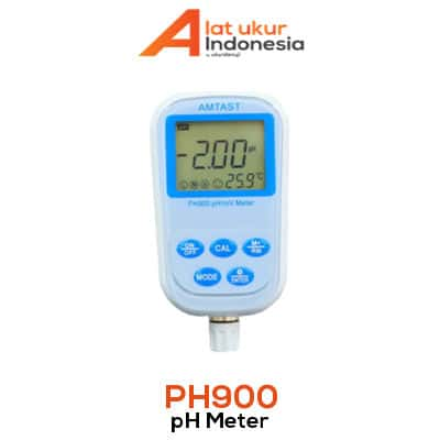 Professional pH-mV Meter AMTAST PH900