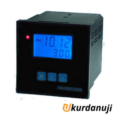 Pengukur pH Digital dan ORP Kontroler AMTAST KL-2000