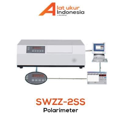Polarimeter Otomatis Gula AMTAST SWZZ-2SS