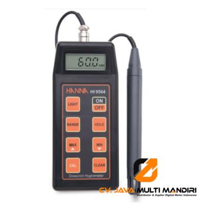 Portable Thermohygrometer - HI9564