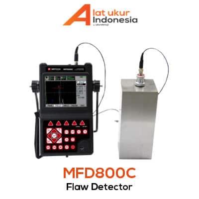 Portable Ultrasonic Flaw Detector AMTAST MFD800C