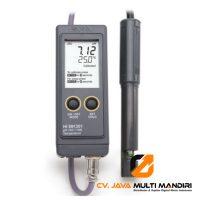 Portable pH-EC-TDS-Temperature Meter Hanna Instrument HI991300