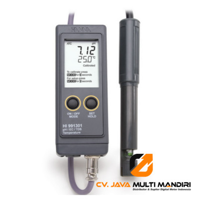 Portable pH-EC-TDS-Temperature Meter Hanna Instrument HI991300