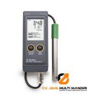 Portable pH-ORP-Temperature Meter HANNA INSTRUMENT HI991002