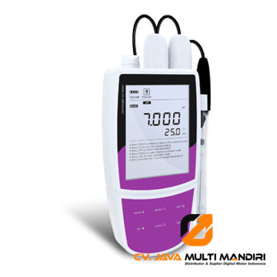 Portable pH-mV-Temp Meter PH-320