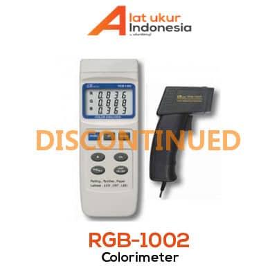 COLOR ANALYZER LUTRON RGB-1002