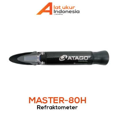 Refraktometer ATAGO MASTER-80H