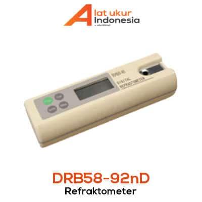 Refraktometer Brix AMTAST DRB58-92nD