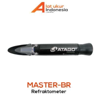 Refraktometer Pendingin ATAGO MASTER-BR