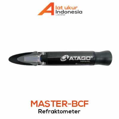 Refraktometer Portable ATAGO MASTER-BCF