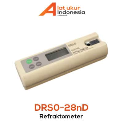 Refraktometer Salinitas AMTAST DRS0-28nD