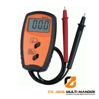 Voltmeter Baterai AMTAST SM8124