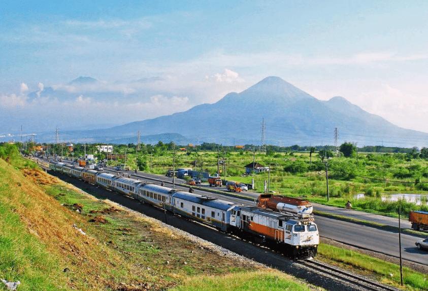 Ukuran Rel Kereta Api di Indonesia