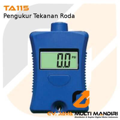 TA115 Pengukur Tekanan Roda