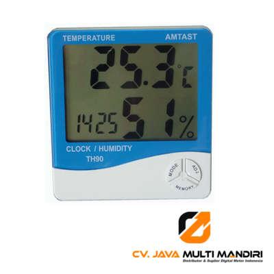 Termometer Hygro AMTAST TH91