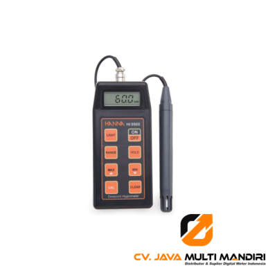 Termohigrometer Multi Fungsi HANNA INSTRUMENT HI9565