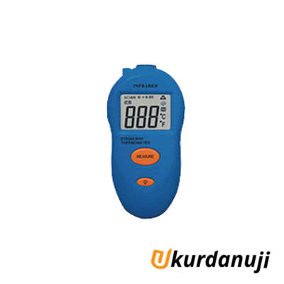 Termometer Portabel AMTAST DT-8260