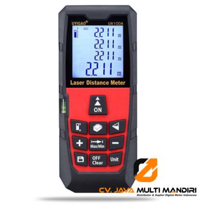 Professional Laser Distance Meters UA100