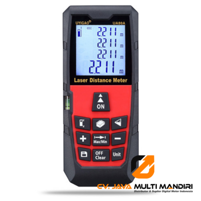 Professional Laser Distance Meters UA80