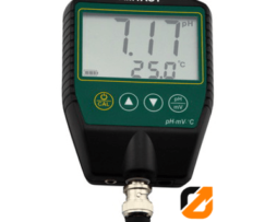 Waterproof Lab pH mV Temp Meter AMTAST AMT16 Serials