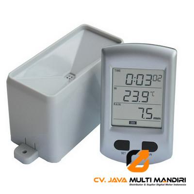 Alat Ukur Curah Hujan Dengan Pengontrol Suhu Dan RCC AMTAST AW011