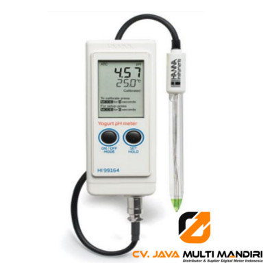 Yogurt pH Portable Meter Hanna Instrument HI99164