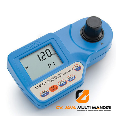 Zinc Portable Photometer Hanna Instrument HI96731