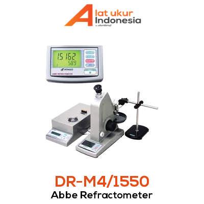 Abbe Refraktometer ATAGO DR-M4/1550