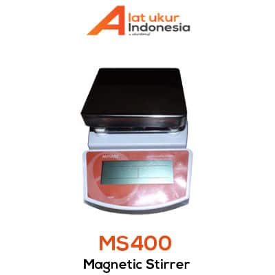 Alat Pengaduk Magnetik AMTAST MS400