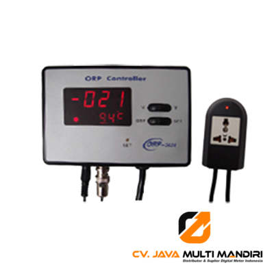 Alat Pengontrol ORP Dengan Suhu AMTAST ORP-2626