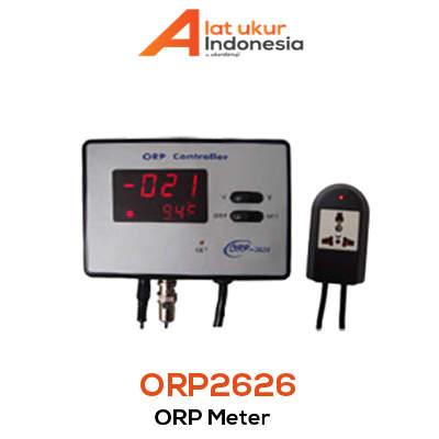 Alat Pengontrol ORP dengan Suhu AMTAST ORP2626