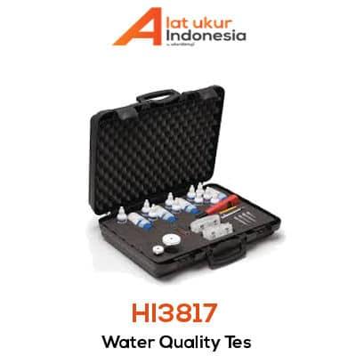 Alat Penguji Kualitas Air HANNA INSTRUMENT HI3817