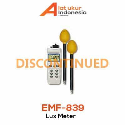 Alat Pengukur Elektromagnetik Lutron EMF-839