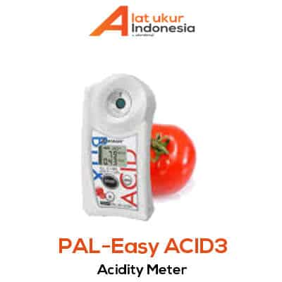 Alat Pengukur Keasaman Tomat ATAGO PAL-Easy ACID3