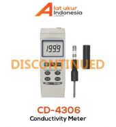 Alat Pengukur Konduktivitas Lutron CD-4306