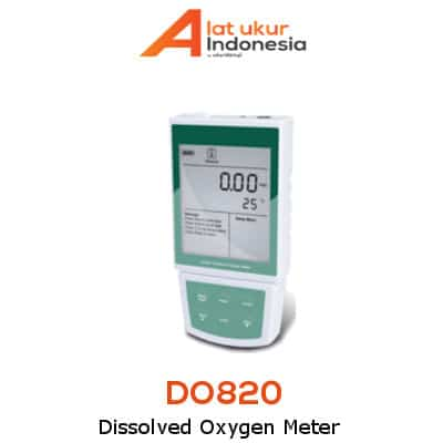 Alat Pengukur Oksigen Terlarut AMTAST DO820