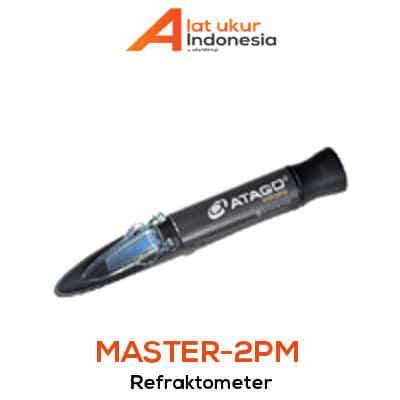 Alat Pengukur Refraktometer ATAGO MASTER-2PM