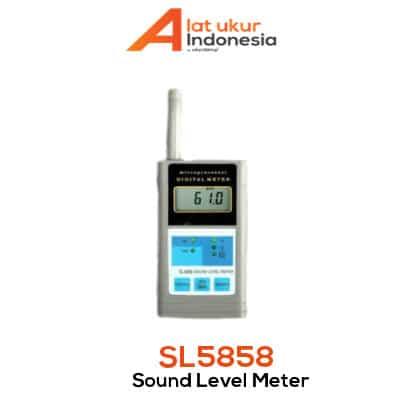 Alat Pengukur Suara AMTAST SL5858