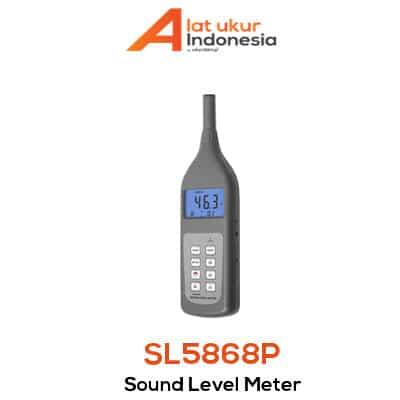 Alat Pengukur Suara AMTAST SL5868P