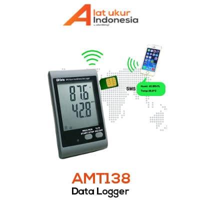 Alat Pengukur Suhu dan Kelembaban Udara AMTAST AMT138