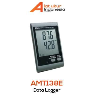 Alat Pengukur Suhu dan Kelembaban Udara AMTAST AMT138E