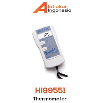 Alat Pengukur Suhu Inframerah Hanna Instrument HI99551
