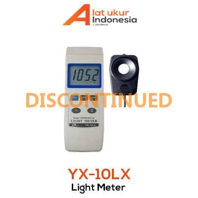 Alat Ukur Cahaya Lutron YX-10LX